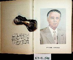Hoxha, Enver:  Discours, entretiens et articles 1969-1970.
