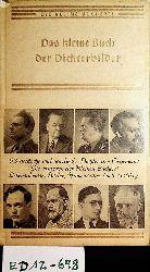 Das kleine Buch der Dichterbilder. (Die Autoren der Kleinen Bücherei) (= Die Kleine Bücherei ; 4)