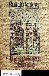 Heubner, Rudolf:  Venezianische Novellen