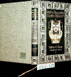 Lenau, Nikolaus (d. i. Nikolaus Franz Niembsch Edler von Strehlenau):  Ausgewählte Werke Band 1 (= Deutsch-Österreichische Klassiker-Bibliothek Band 2)