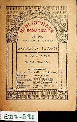 Latini, Brunetto:  Il Tesoretto e il Favolello / Brunetto Latino. [Pref. B. Wiese] (=Bibliotheca Romanica ; 94-95)
