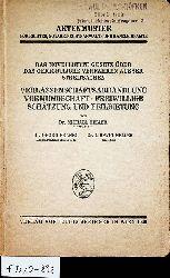 Heller, Michael / Frankl, Georg / Heller, Ludwig :  Das novellierte Gesetz über das gerichtliche Verfahren außer Streitsachen. Verlassenschaftsabhandlung, Vormundschaft, freiwillige Schätzung und Feilbietung