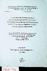 Abdo, Hussein:  Vergleichende Untersuchungen unterschiedlicher Schälverfahren zur Oberflächenbehandlung von Brotgetreide zwecks Beurteilung möglicher Verluste wertgebender Inhaltsstoffe   Berlin, Techn. Univ., Diss., 1981