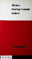 100 [Hundert] Jahre Freiwillige Feuerwehr Hardheim : 1863 - 1963.