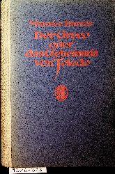 Barres, Maurice:  Der Greco oder das Geheimnis von Toledo. Mit der Erlaubnis des Autors aus dem Französischen übertragen von Wilhelm Hausenstein. Mit 16 Abbildungen.(= Meistermonographien, Band 1)