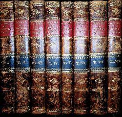 Montesquieu, Charles Louis de Secondat de:  Oeuvres de Montesquieu. Nouv. éd. Contenant l