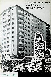 Innsbruck 1945 - 1965 aus Trümmern zur Europastadt