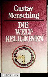 Mensching, Gustav:  Die Weltreligionen.