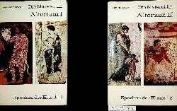 Devambez, Pierre / Stenico, Arturo:  Die Malerei im Altertum. I und II 2 Bände (= Epochen der Kunst Band 1-2)