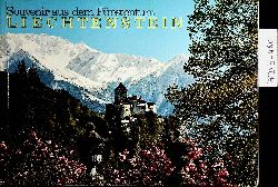 Souvenir aus dem Fürstentum Liechtenstein / Peter Ospelt; Herbert Buzas
