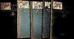 JAHRBUCH der Deutschen Gesellschaft für BAUINGENIEURSWESEN 5 Jahrgänge 1925, 1926, 1928, 1929, 1930.