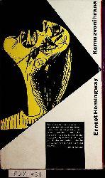 Hemingway, Ernest:  Komu zvoní hrana [Z angl. originálu preložil Jirí Valja]