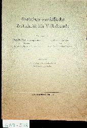 Rheinisch-Westfälische Zeitschrift für Volkskunde. 25. Jahrg. Heft 1-4