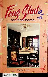 Lip, Evelyn:  Feng shui for the home.