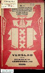 Verslag van de gemeente-arbeidsbeurs te Amsterdam, over het jaar  1926