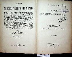 Birch-Hirschfeld, Felix V. ; Senator, Hermann ; Immermann, Hermann:  Handbuch  der allgemeinen  Ernährungsstörungen. (= Handbuch der speciellen Pathologie und Therapie / hrsg. von H. v. Ziemssen 13. Band, 2. Hälfte)