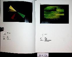 Scheffknecht, Romana:  Videoarbeiten 1981 - 1991 : ein Werkverzeichnis Mit Texten von Ecke Bonk und Fritz Grosz