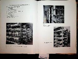 Stahleinrichtung für Bibliotheken und Archive Hrsg.: Wertheim-Werke A.G.