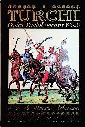 Arbasino, Alberto(Text):  I Turchi : Codex Vindobonensis 8626 Introd. di Franz Unterkircher   (=:I segni dell