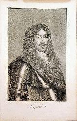 LEOPOLD I. - Kaiser Leopold I. (gestochen von Joseph Berkowetz)