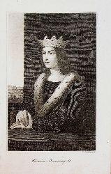HEINRICH JASOMIRGOTT - Heinrich II., genannt Jasomirgott  (gestochen von  C. Mahlknecht)