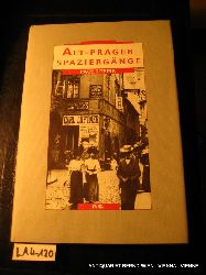 Leppin, Paul:  Alt-Prager Spaziergänge. Hrsg. von Dirk O. Hoffmann