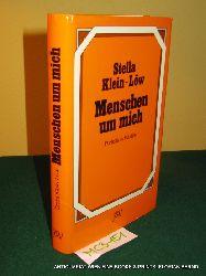 Klein-Löw, Stella:  Menschen um mich. Porträts in Worten. Mit einem Vorwort von Bundeskanzler Dr. Bruno Kreisky.