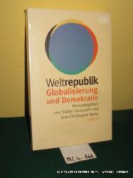 Gosepath, Stefan und Jean-Christophe Merle [Hrsg.]  Weltrepublik : Globalisierung und Demokratie.