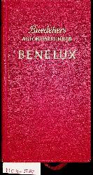 Baedekers Autoreiseführer Benelux- Belgien - Niederlande - Luxemburg. 22 Karten und Pläne. 52 Zeichnungen.