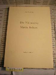 Anzenbacher , Arno:  Die Philosophie Martin Bubers.