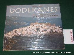 Förg, Klaus G.:  Dodekanes. Griechisches Inselparadies um Rhodos, Kos und Patmos.