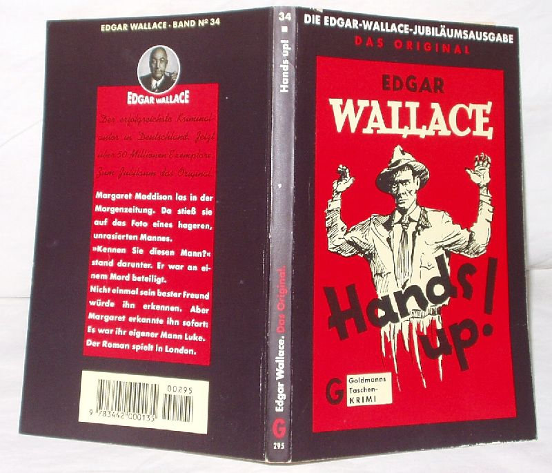 Edgar Wallace  Hands up!