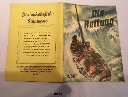 J. Rytcheu  Die Rettung (Kleine Jugendreihe Nr. 1/1955)