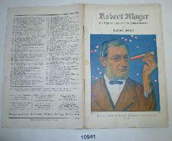 Rudolf Mann  Robert Mayer - Ein Begründer neuzeitlicher Naturerkenntnis