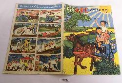 W. Seyffert  Berühmte Indianer-Häuptlinge - Heft  Nr. 29 -  Die Todesjagd auf der Prärie