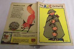 """""""Herausgeber: Zentralleitung der Pionierorganisation """"""""Ernst Thälmann""""""""""""  Die ABC Zeitung Schuljahr 1965/66 Januarheft Heft 1 von 1966"""