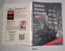 Hans Jürgen Witthöft  Köhlers Flottenkalender 1997