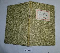 Franz Grillparzer  Der arme Spielmann. Erzählung  - Insel-Bücherei Nr. 82