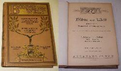 Stümcke  Bühne und Welt  XI. Jahrgang II. Halbjahr