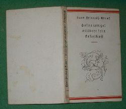 Hans Friedrich Blunck  Eulenspiegel verliert sein Gebetbuch