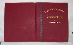 Johann Kutschera  Theoretisch-praktische Violinschule