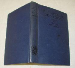 Edgar Wallace  Die Melodie des Todes (aus der Reihe: Erdkreisbücher)