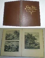 Text und Bilderläuterungen von Karl Löffler  Ludwig Richter / Moritz von Schwind / Carl Spitzweg - Drei deutsche Malerpoeten