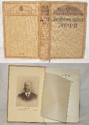 Max Eyth  Gesammelte Schriften  5. Band Im Strom unserer Zeit Teil I und II