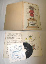 Heinrich Hoffmann  Der Struwwelpeter oder lustige Geschichten und drollige Bilder von Heinrich Hoffmann mit der Musik von Siegfried Köhler
