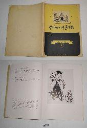 Adolf Behne  Heinrich Zille (Hefte der Kunst 1)