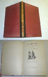 Hans Jakob Christoffel von Grimmelshausen / In Auswahl herausgegeben von Dr. F. Bobertag  Simplicius Simplicissimus (Sammlung Göschen Band 138)