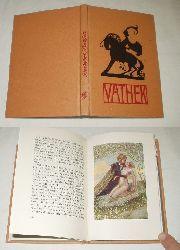 William Beckford  Kleine Amalthea-Bücherei I. Reihe 5. Band: Vathek - Umdichtung von Karl Toth
