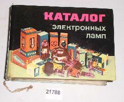 Vitezlav strzhizh   Katalog Elektronische Lampen (russischer Katalog)