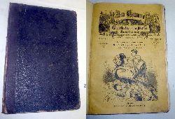 kein Autor  Zu Hause Geschichten und Bilder zur Unterhaltung, Jahrgang 1866